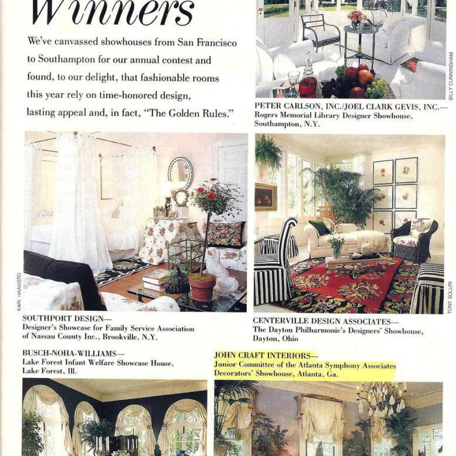 Awards and Recognition on designer flowers, designer lamps, designer bathroom, designer show homes, designer bunny williams, designer chairs, designer rugs, designer charlotte moss, designer fabric, designer dining room, designer paint colors,